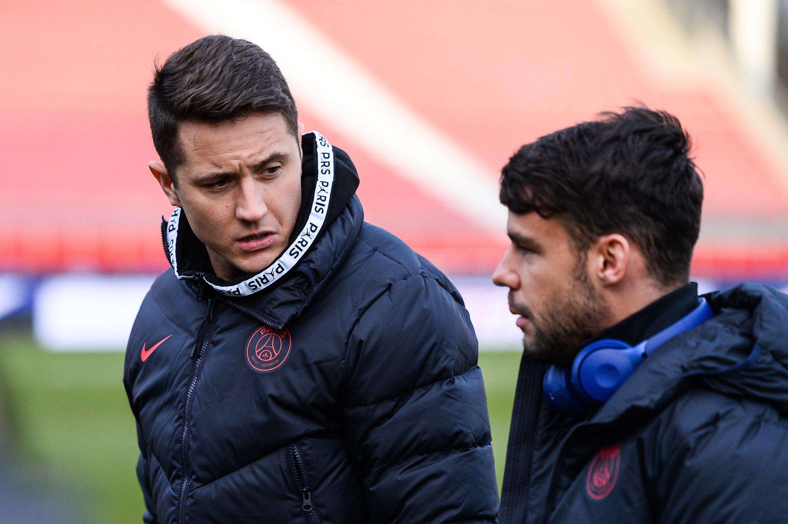 Herrera évoque des matchs amicaux contre les clubs français pour préparer la Ligue des Champions