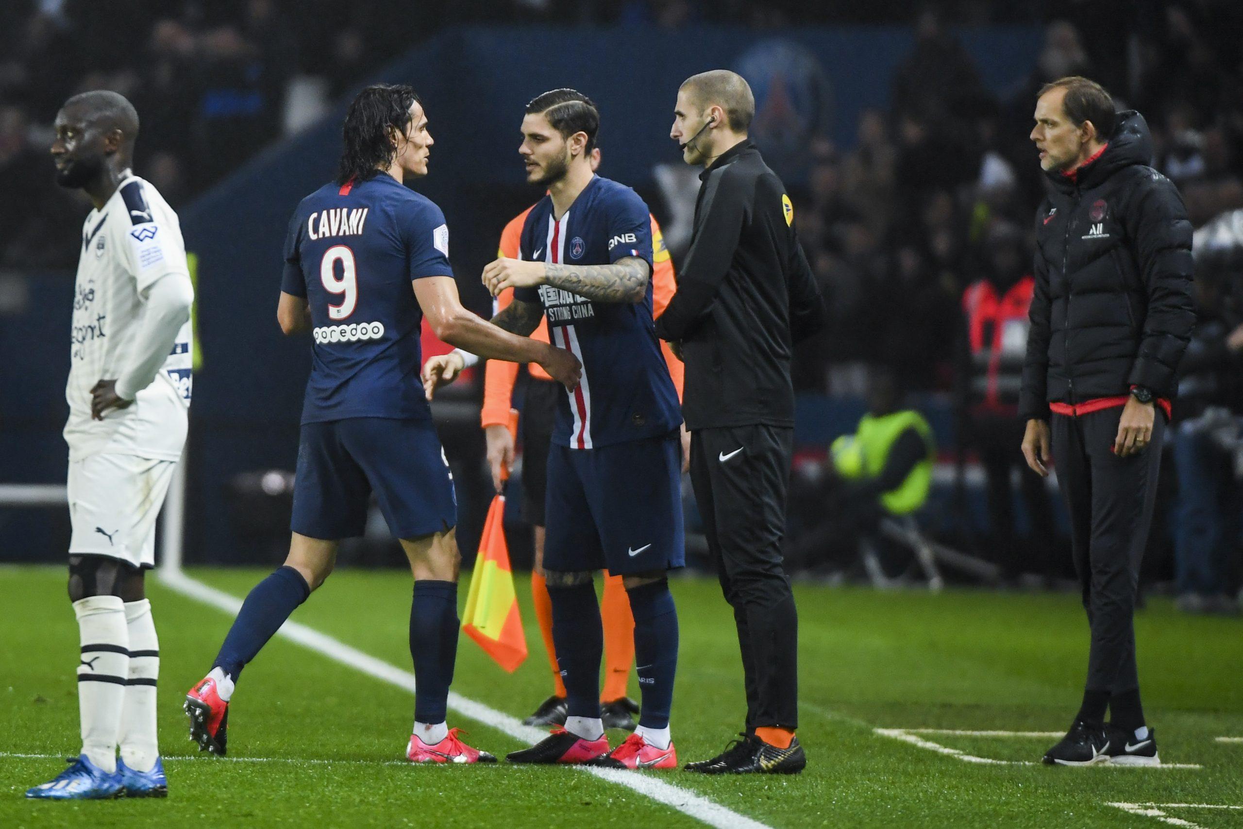 Mercato - Le PSG avance pour Icardi, l'Inter Milan fait une offre à Cavani selon L'Equipe