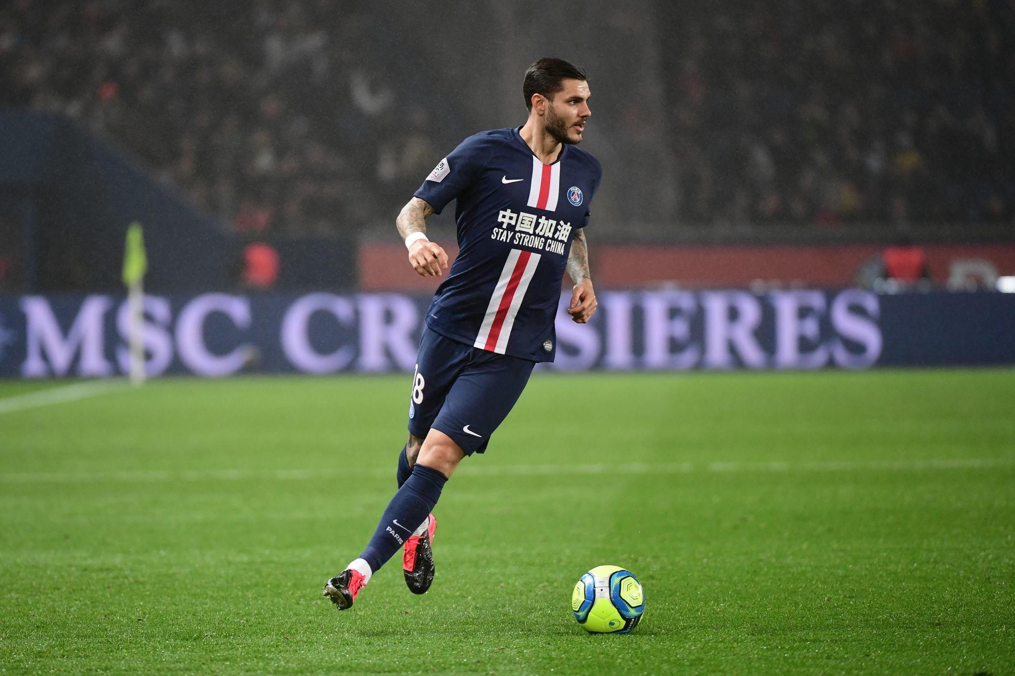 Mercato - Chelsea pourrait tenter sa chance pour Icardi s'il ne reste pas au PSG, indique The Sun
