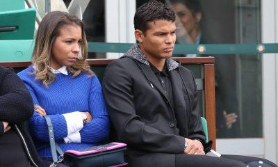 La femme de Thiago Silva milite pour la baisse des salaires des joueurs
