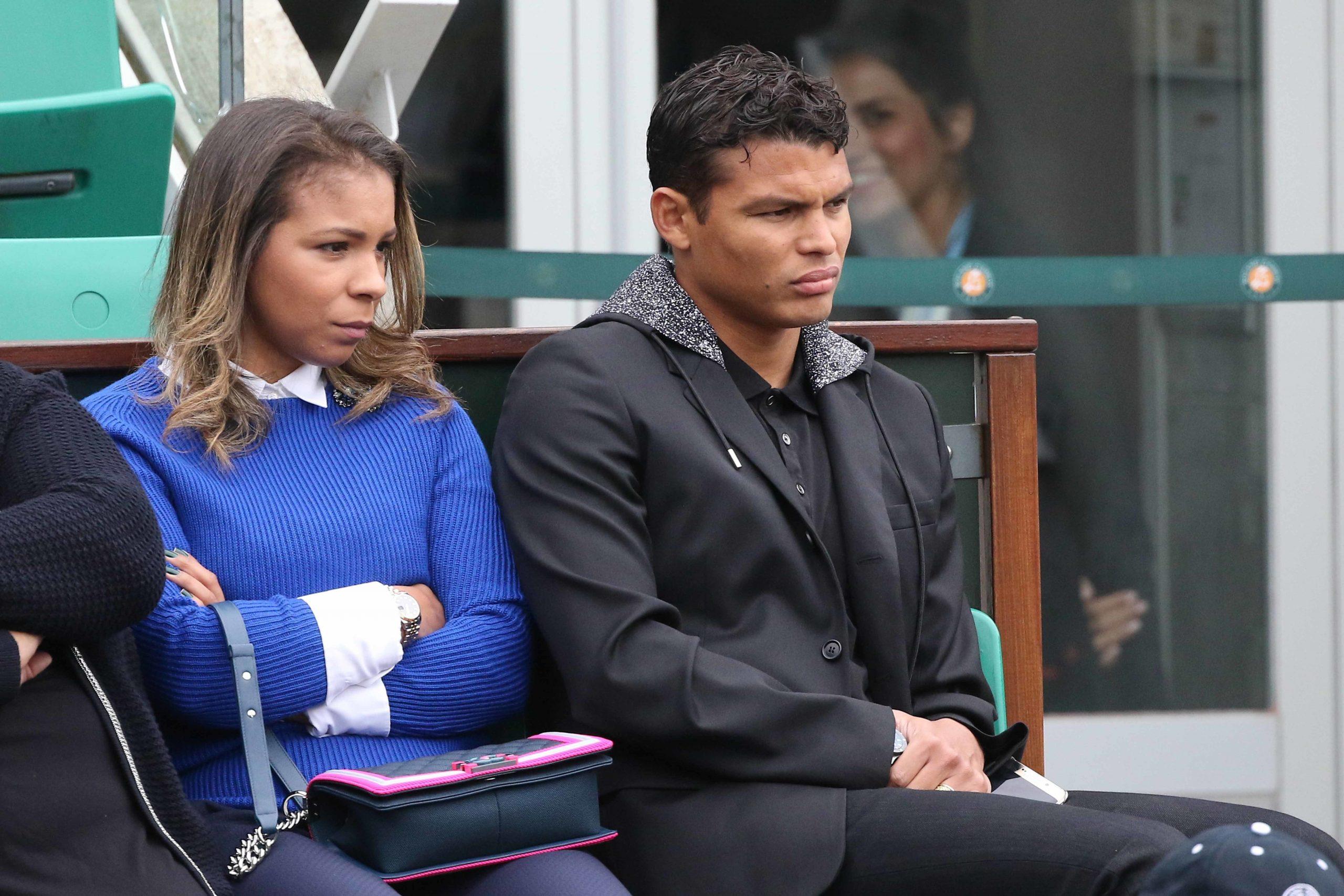 La compagne de Thiago Silva tire la sonnette d'alarme — PSG