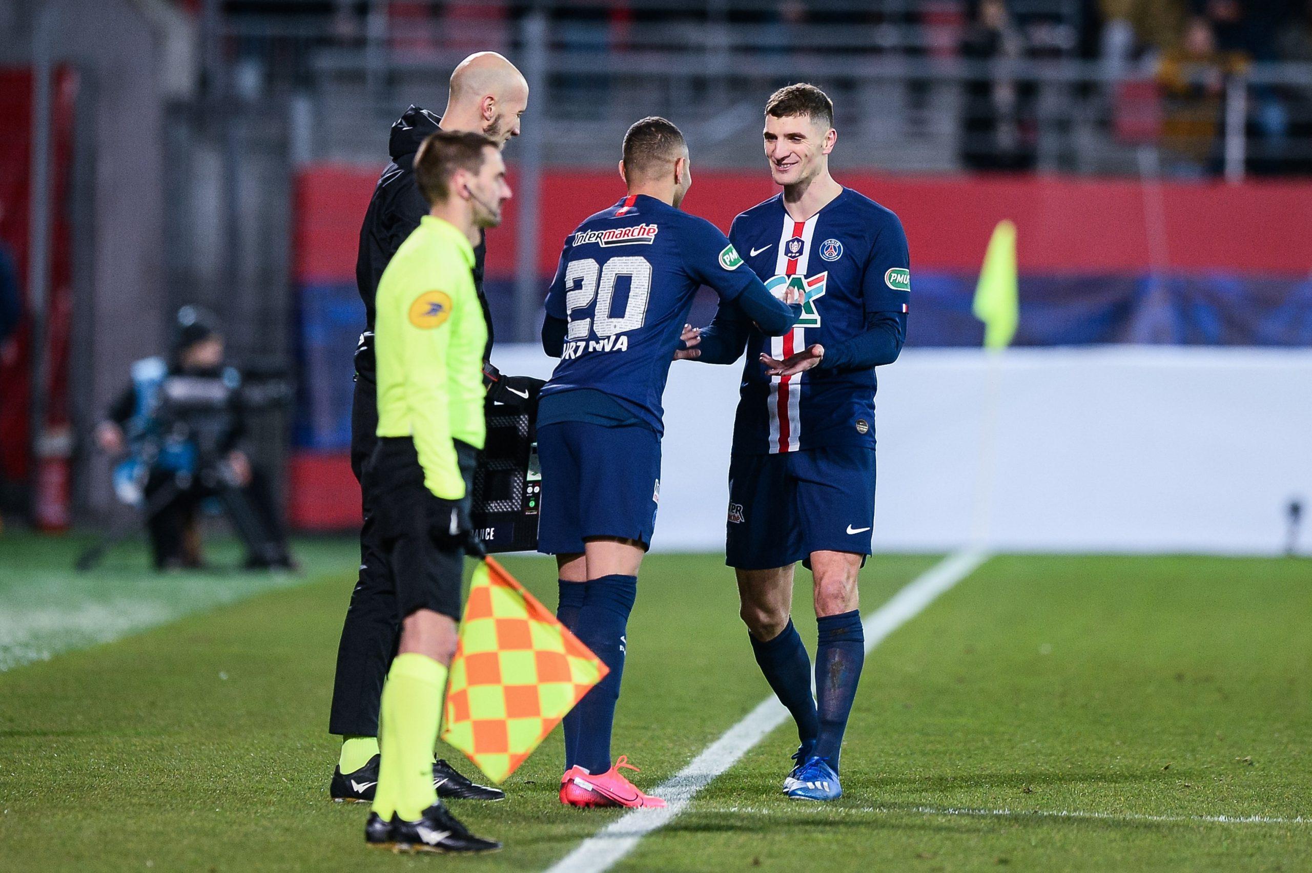 Mercato - Kurzawa, Meunier et Cavani intéressent l'Inter, La Gazzetta dello Sport fait le point