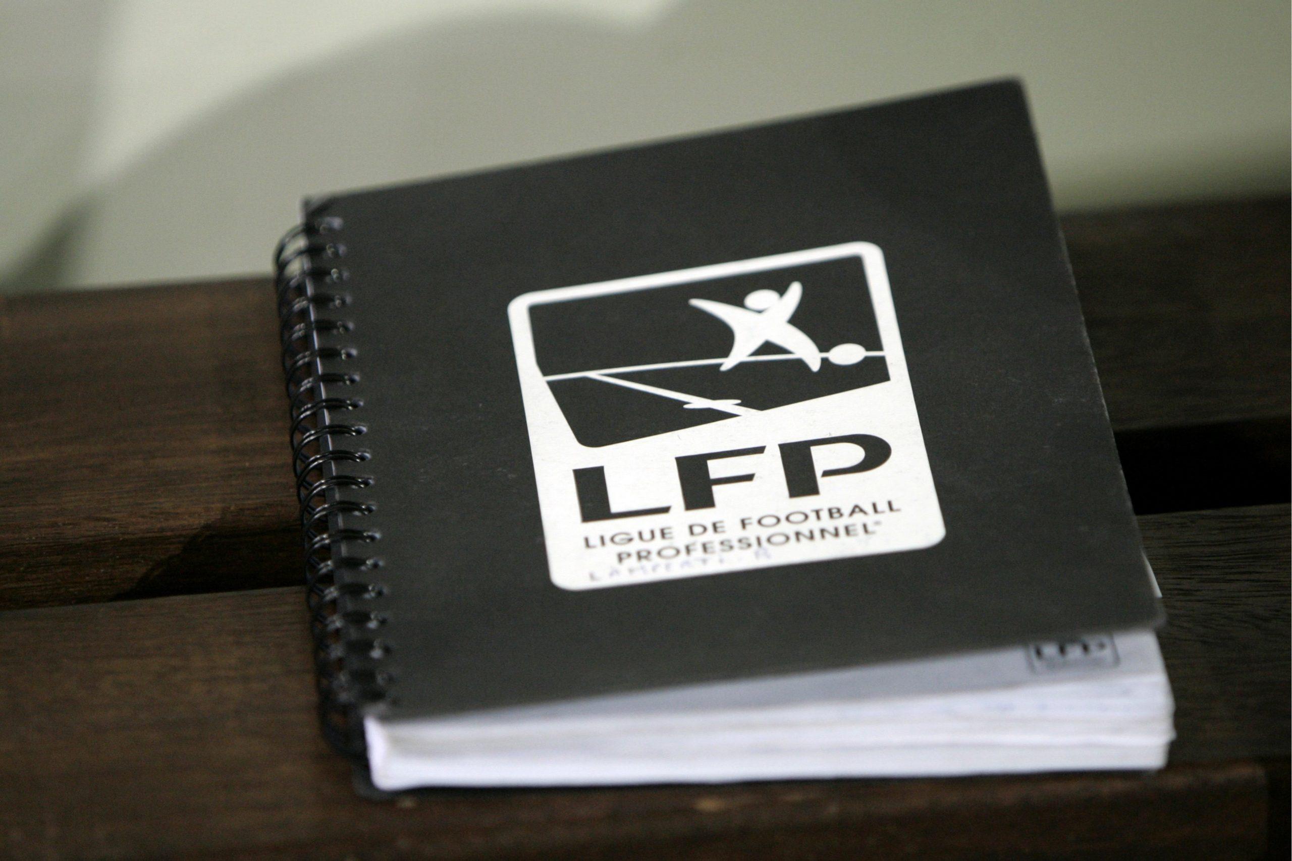 La LFP réagit à l'amendement déposé pour une reprise de la Ligue 1 2019-2020
