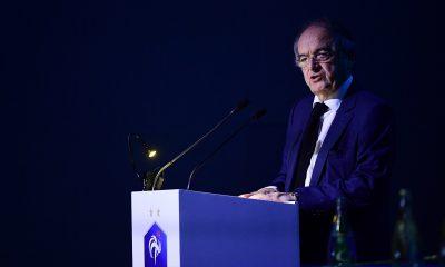Le Graët évoque les protestations en Ligue 1, les finales de coupes et la reprise du football amateur