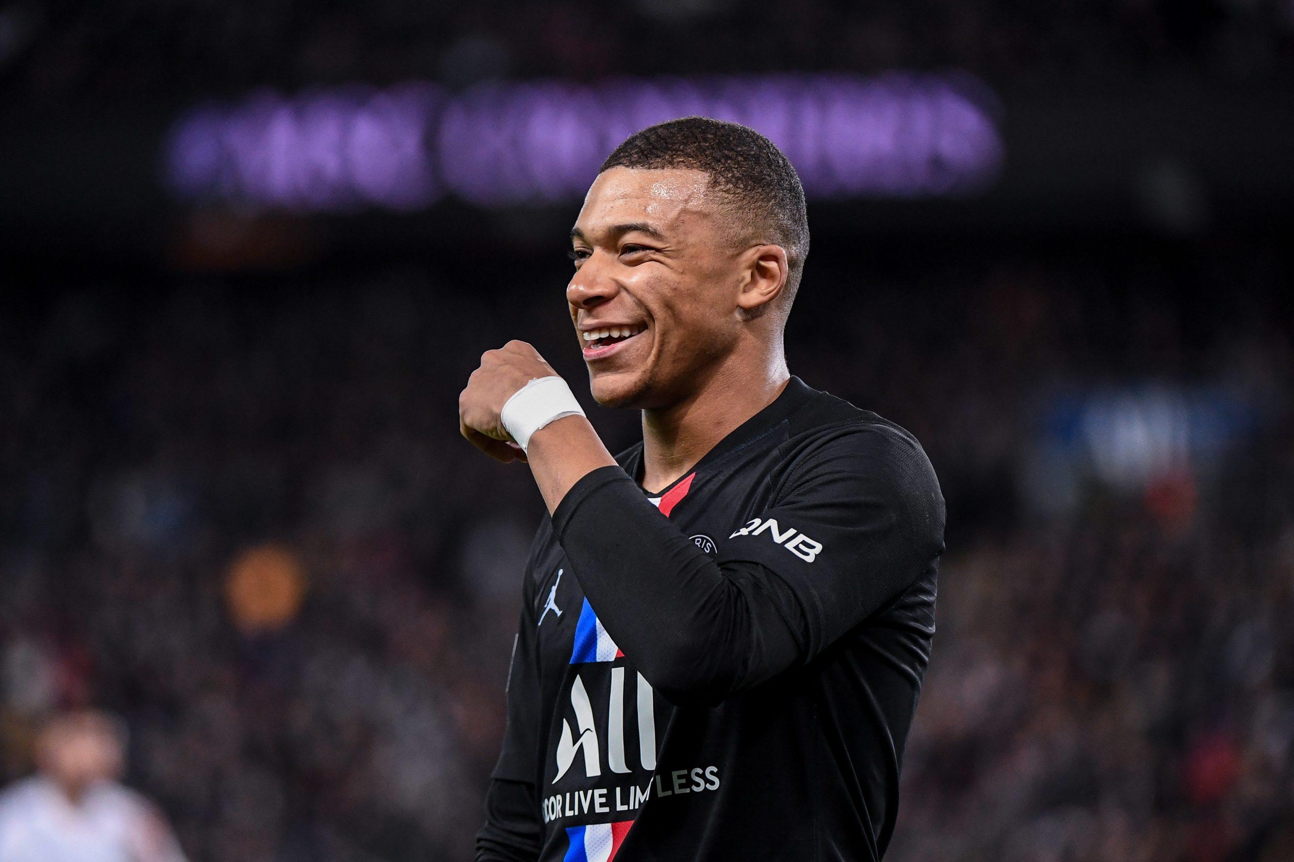 Mbappé affiche son ambition de remporter la Ligue des Champions avec le PSG