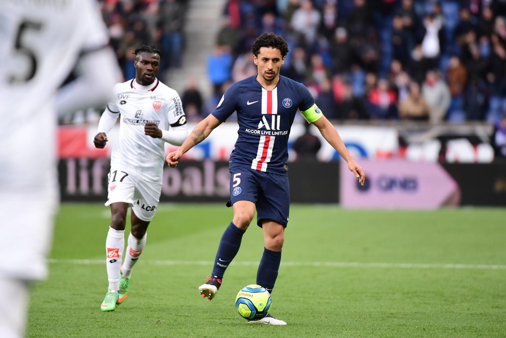 Pagliari annonce que Marquinhos va déjà rentrer en France