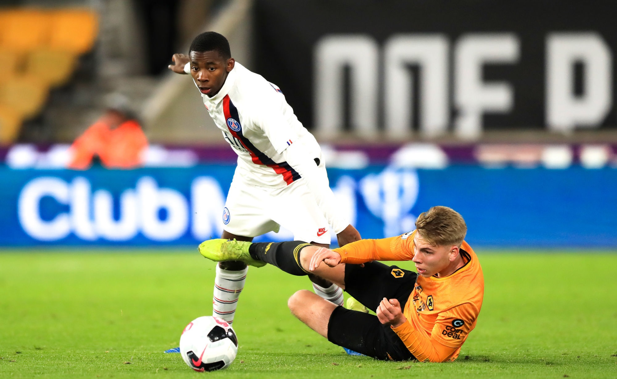 Officiel - Jonathan Mutombo signe son premier contrat professionnel au PSG