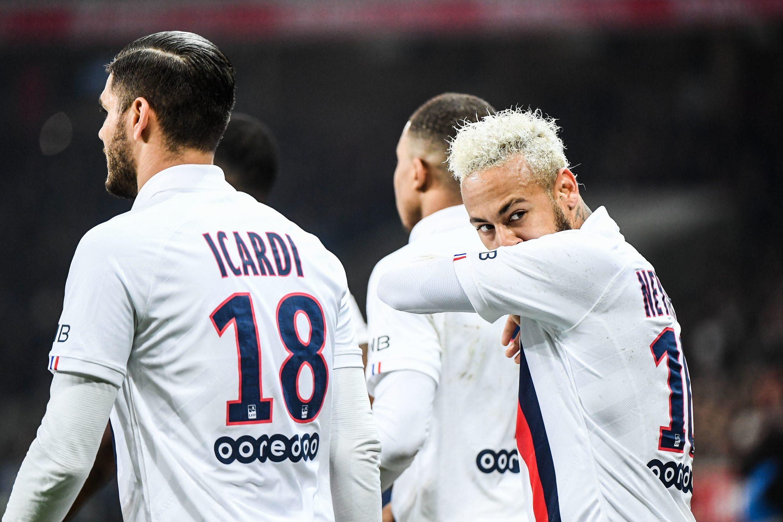 Le plus beau but du PSG cette saison, 2e manche : Neymar s'impose contre Sarabia