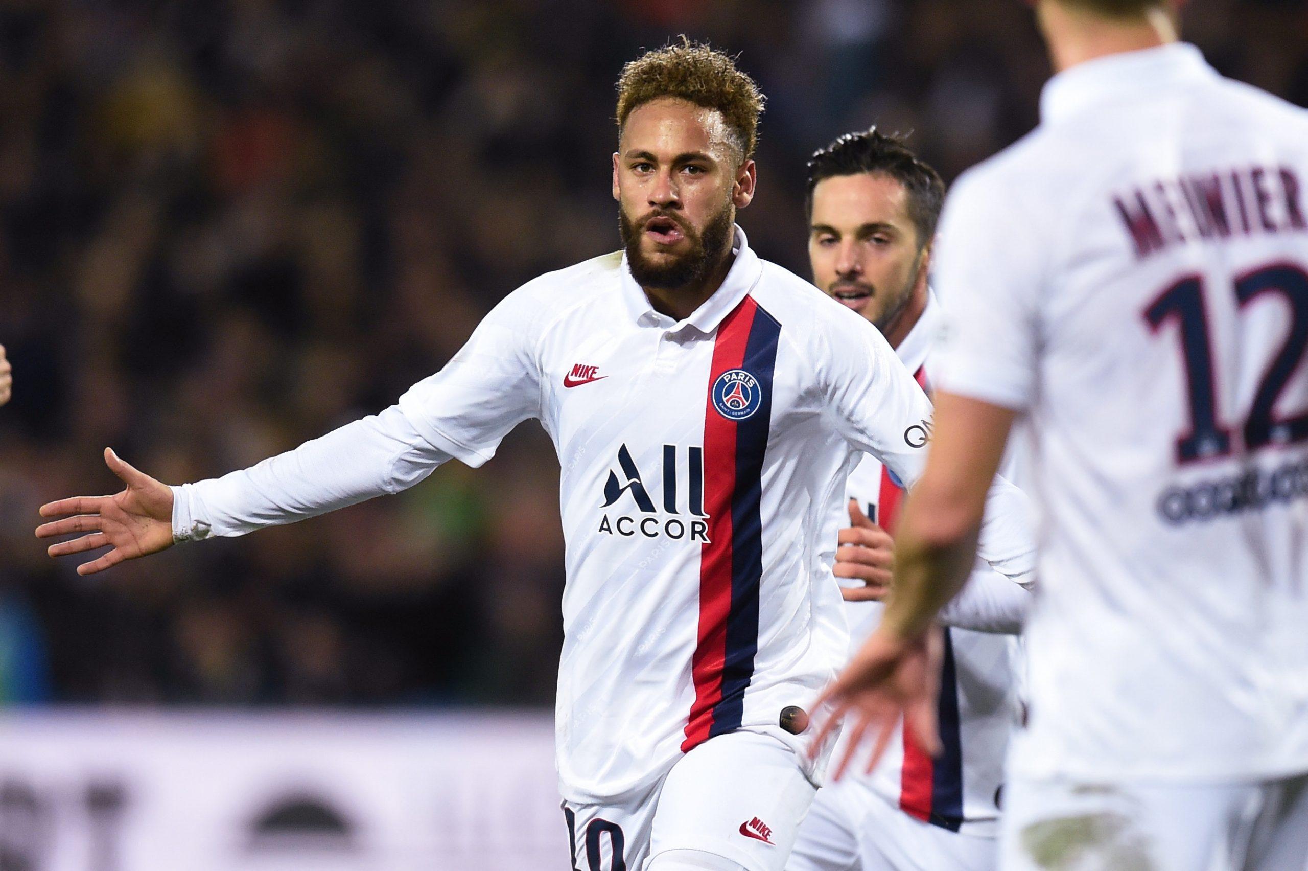 Le plus beau but du PSG cette saison, matchs 22 à 24 : le coup-franc de Neymar contre Montpellier s'impose