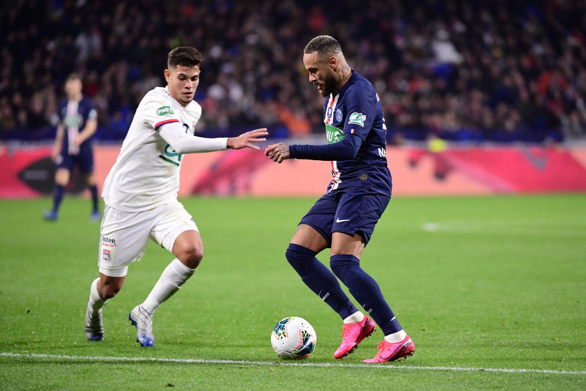 Neymar est le plus grand dribbleur en Europe cette saison, relève Opta