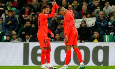 Neymar et Mbappé dans le top européen de la moyenne de tirs cadrés par match cette saison