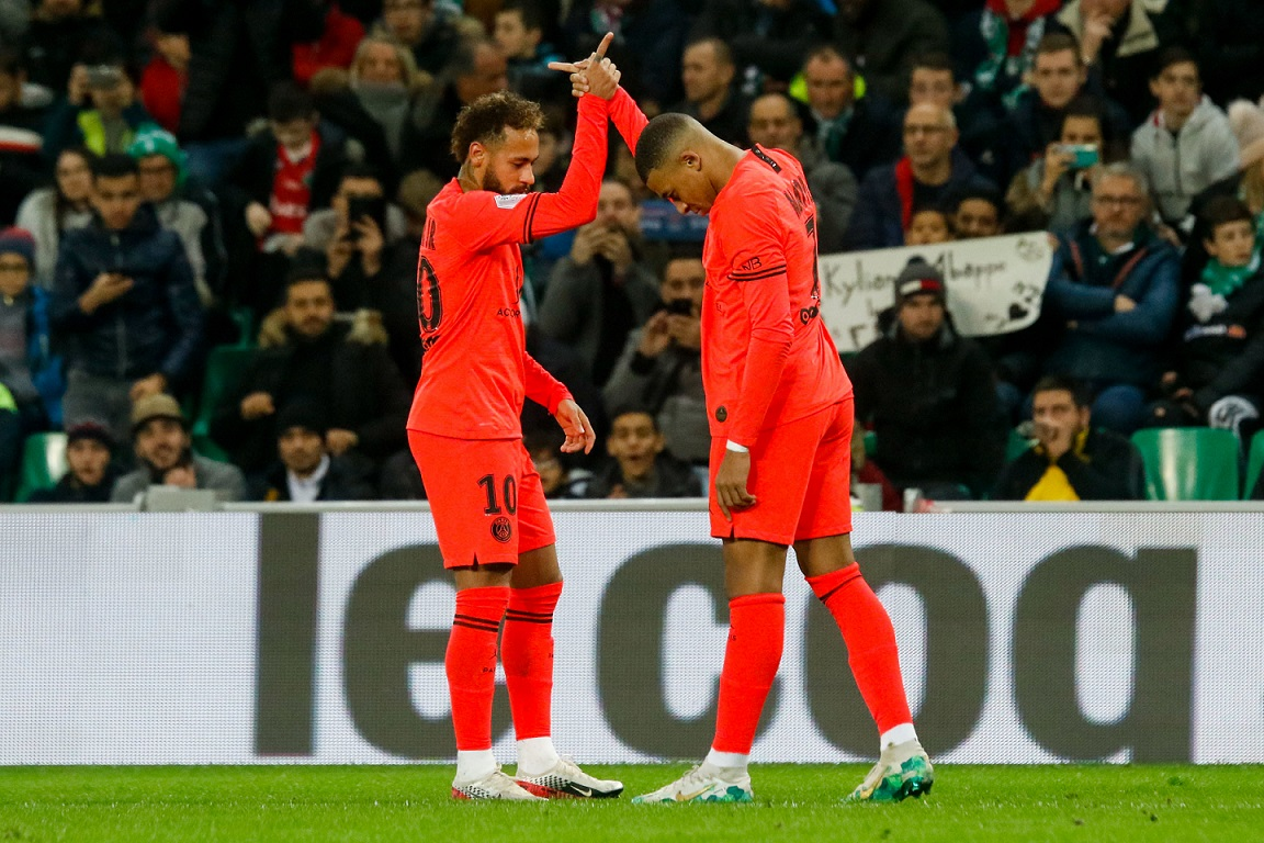 """L'Equipe présente le """"All Star Game"""" choisi par les supporters, avec 4 joueurs du PSG"""