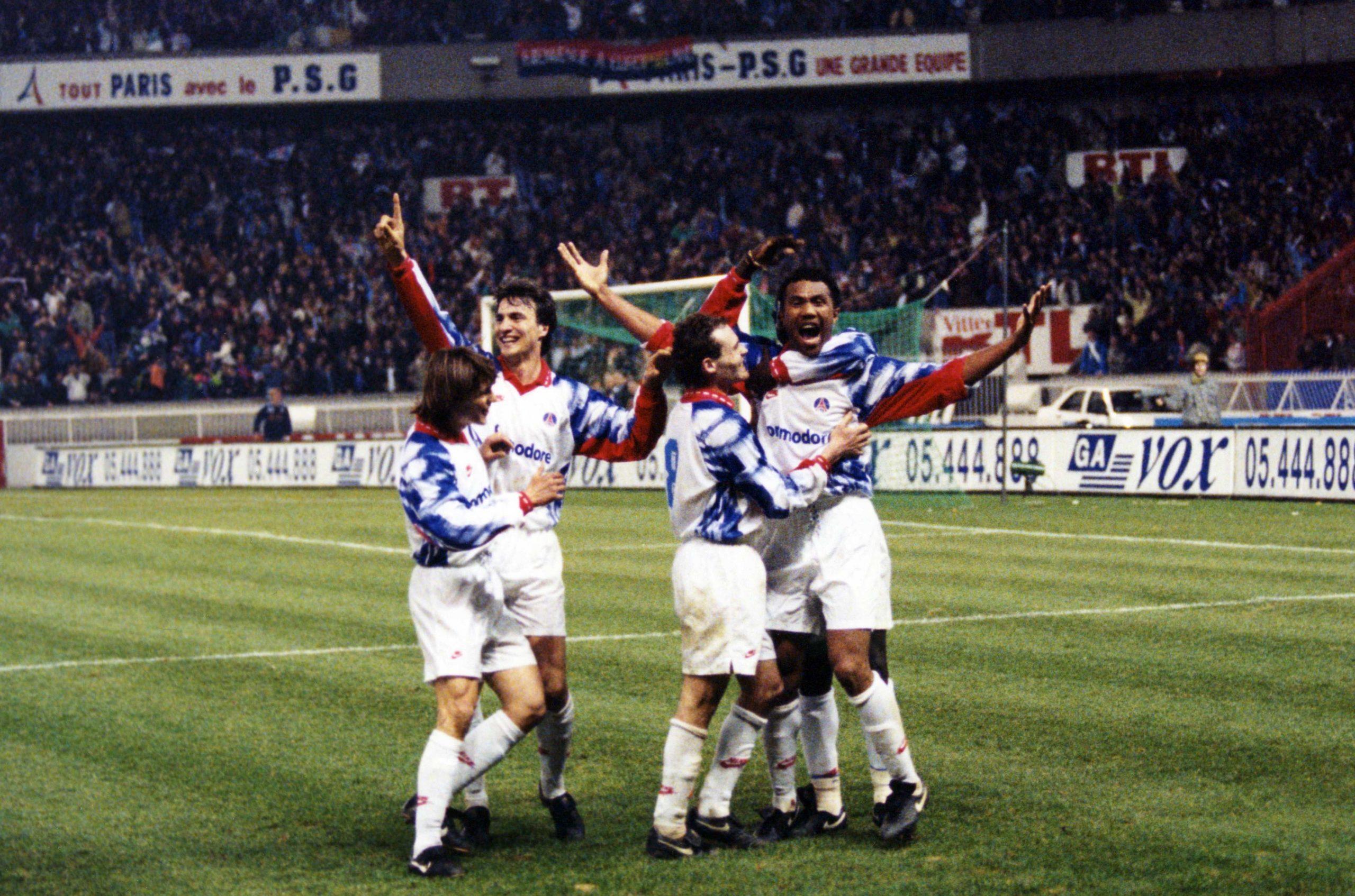 Le programme des rediffusions sur PSG TV cette semaine : Soirée historique et titre en Ligue 1