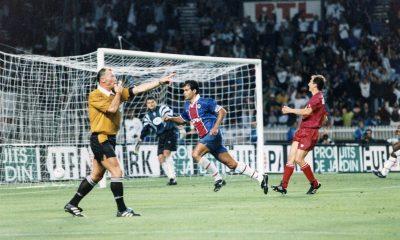 Revivez ce mercredi à 21h le fameux PSG/Steaua Bucarest de Ligue des Champions 1997-1998