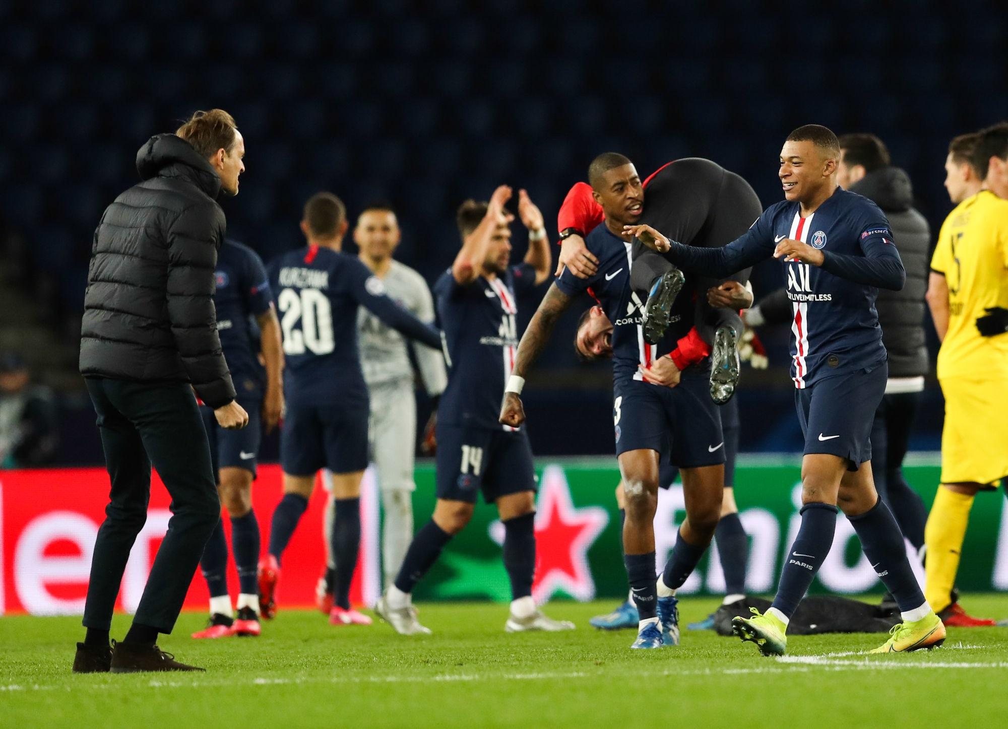 Revivez ce mercredi à 21h le PSG/Dortmund de Ligue des Champions 2019-2020