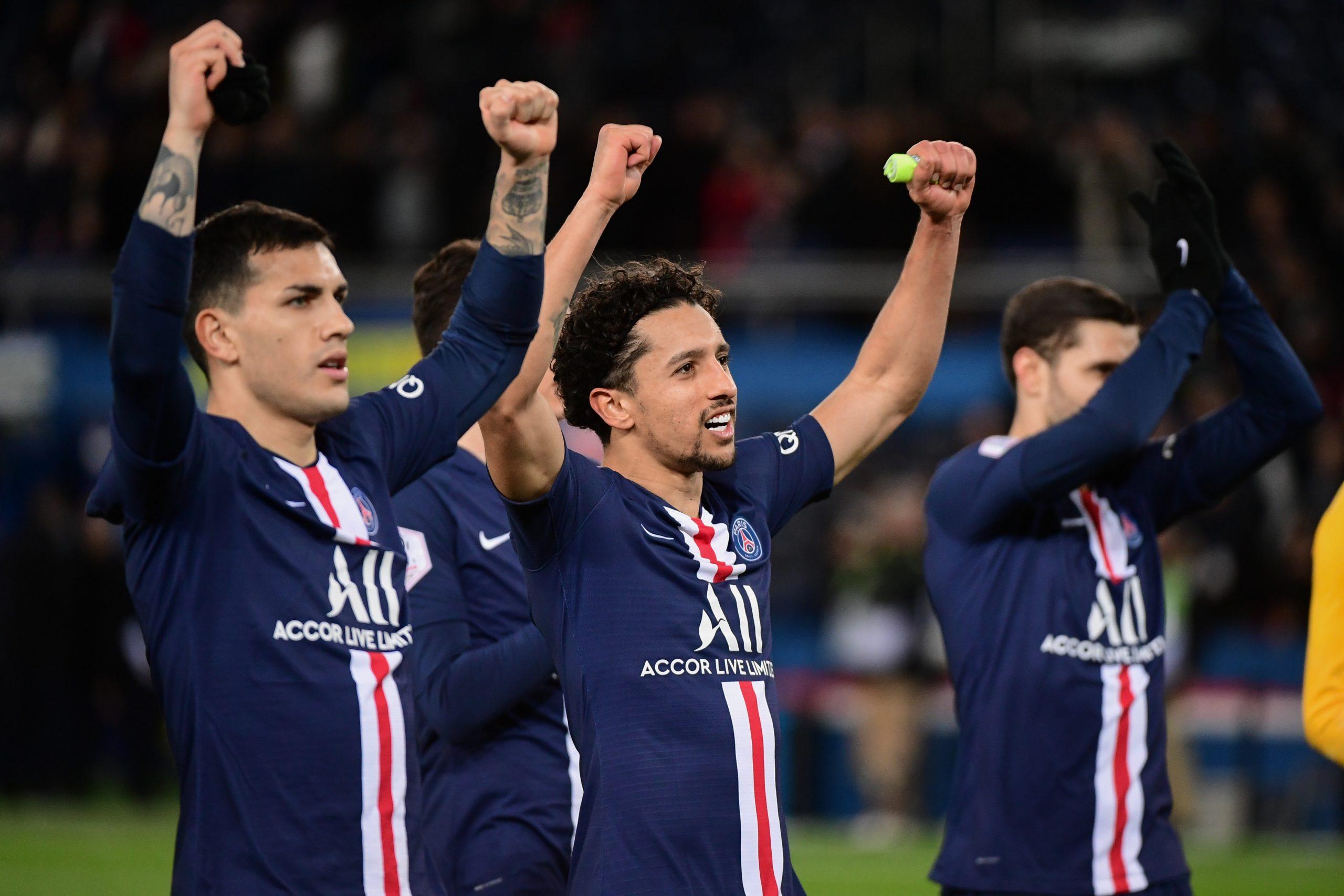Paredes avoue que l'arrivée au PSG a été «difficile», mais il est heureux désormais