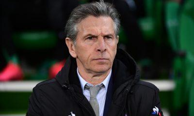 Puel s'exprime à propos de l'idée d'un forfait pour la finale de Coupe de France