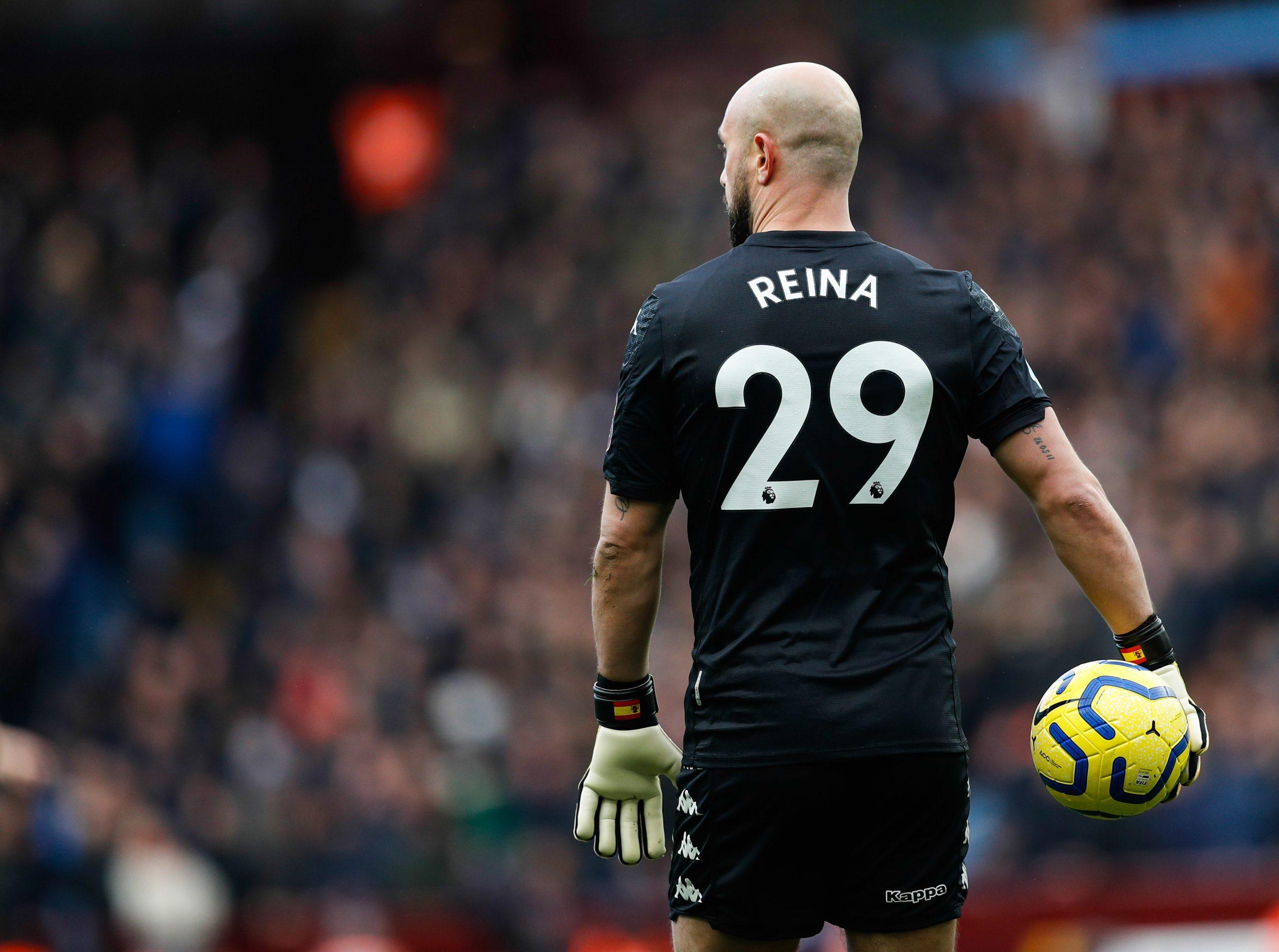 La piste Pepe Reina — PSG