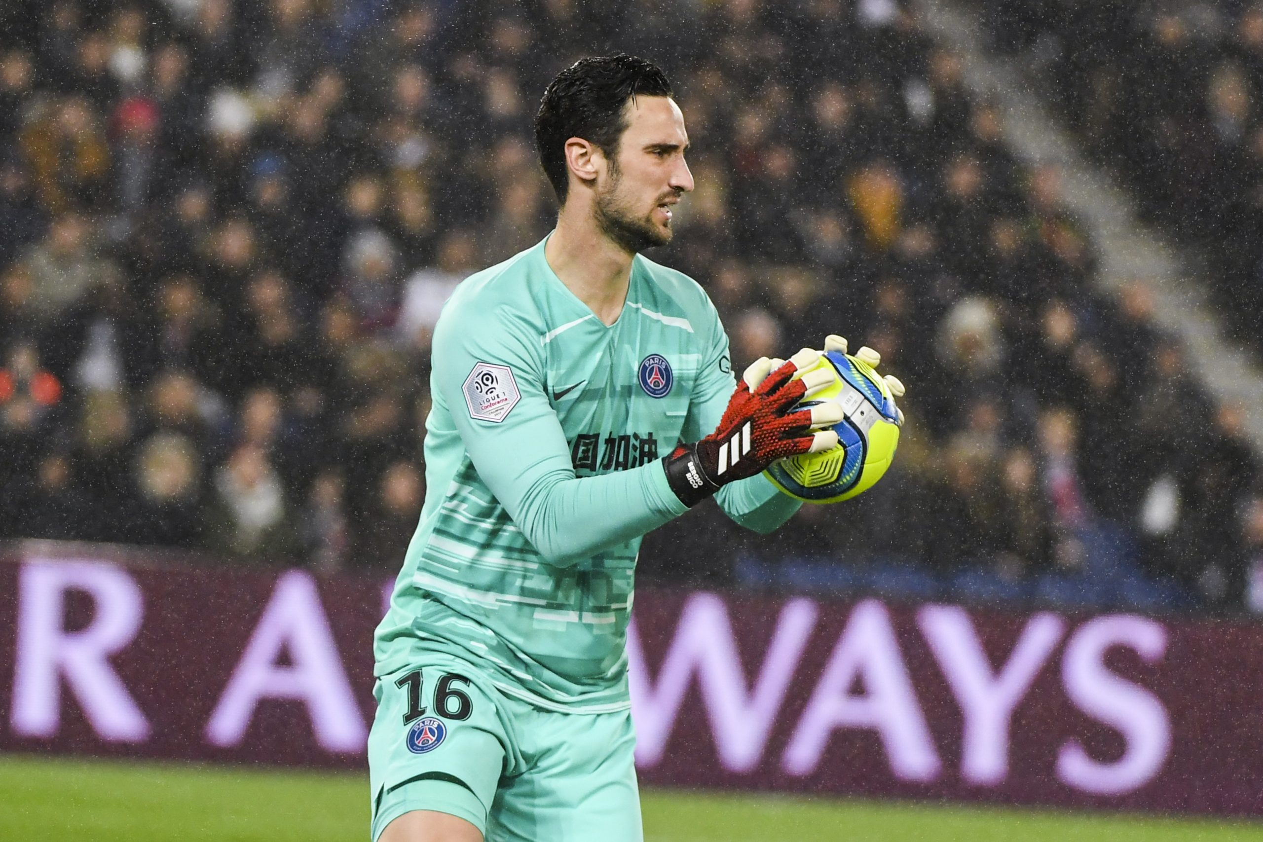 Mercato - Sergio Rico ne restera pas au PSG ni à Séville, indique Estadio Deportivo