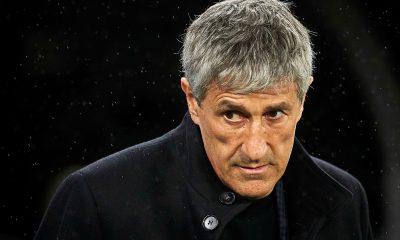 """Quique Setién ne cache pas qu'il aimerait """"pouvoir entraîner Neymar"""""""