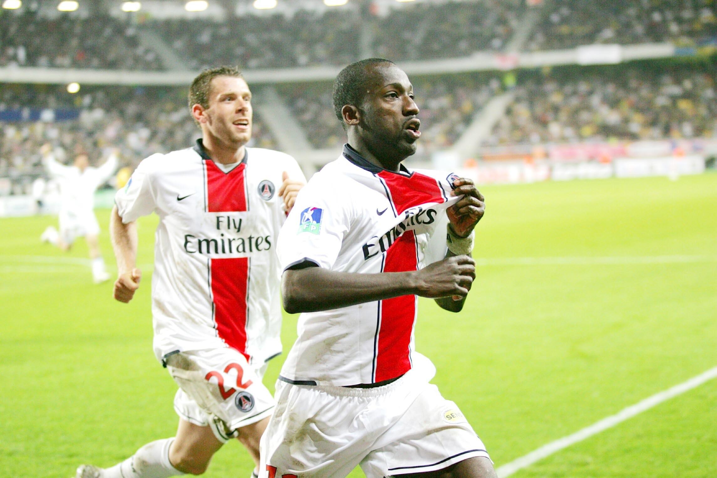 Revivez ce samedi à 21h le fameux Sochaux/PSG en Ligue 1 2007-2008