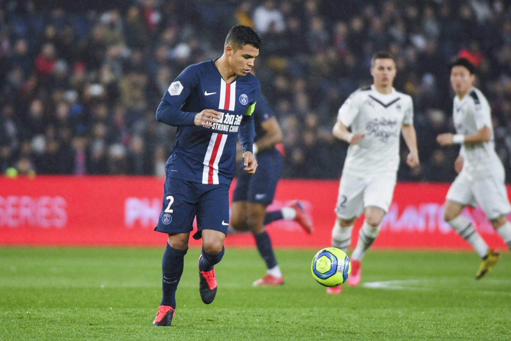 "Laisser partir Thiago Silva ""serait dramatique, explique Rabésandratana"