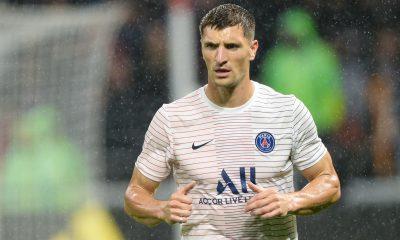 Meunier ne prolongera pas au PSG et se sera pas remplacé par Hakimi, selon Le Parisien