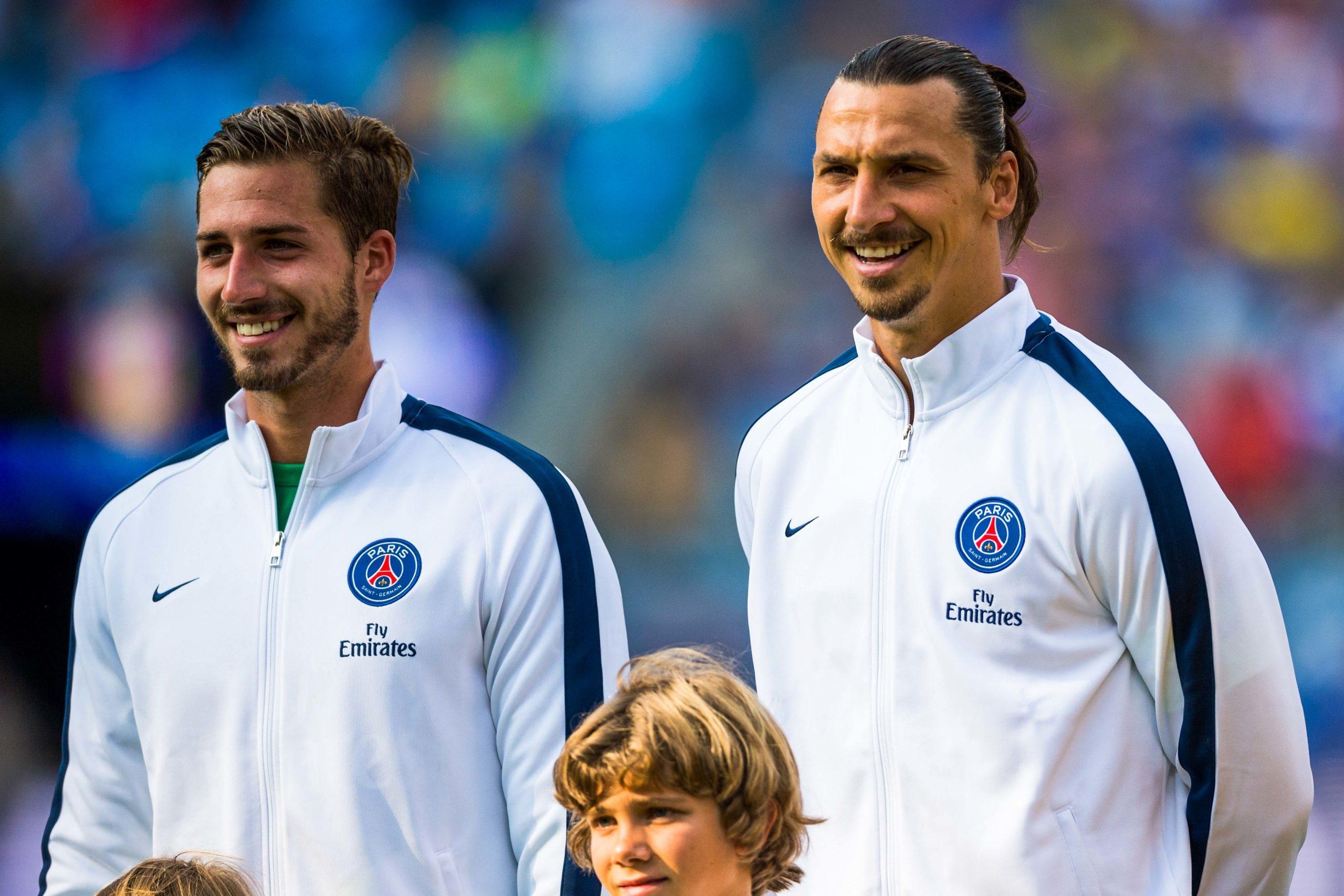 Trapp se confie à propos de l'ambiance au PSG et évoque l'impressionnant Zlatan Ibrahimovic