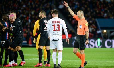 """Chotard explique sa cravate sur Neymar """"je n'avais pas forcément envie de le laisser faire"""""""