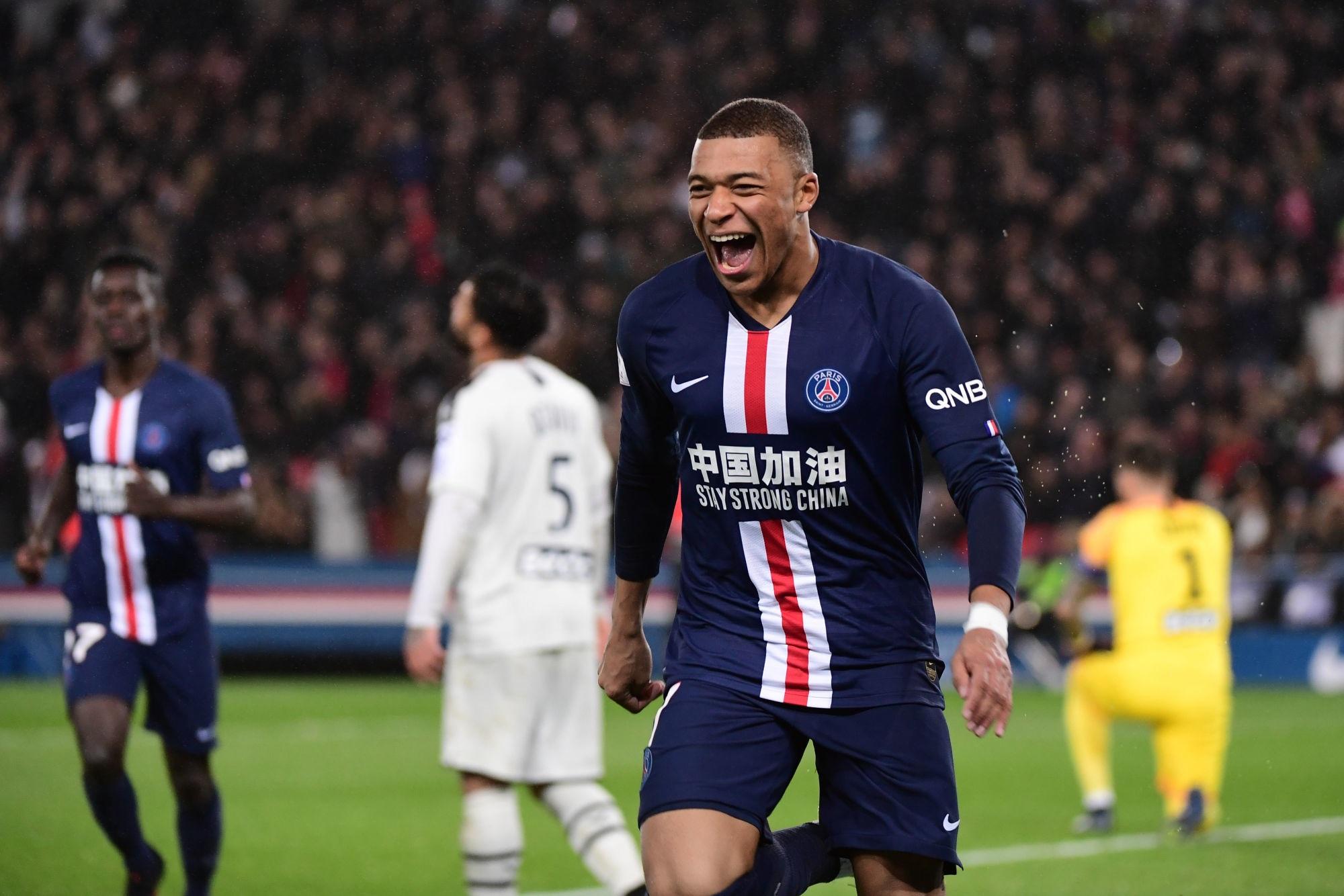 Les images du PSG ce jeudi : buts de Mbappé en Ligue 1 et best of de Gueye