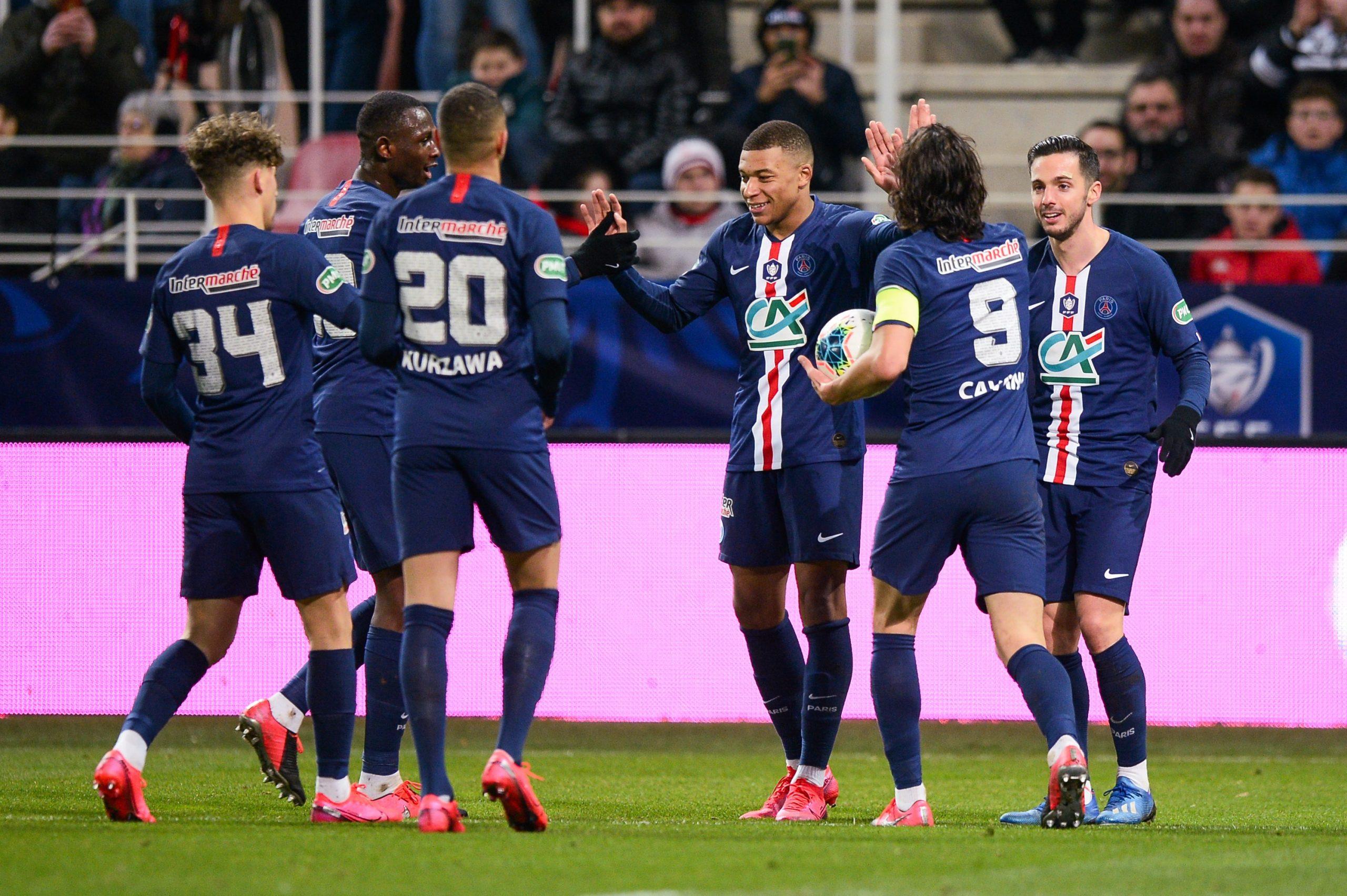 Sondage - Quel est le plus beau but du PSG cette saison ? Partie 9 : Sarabia, Mbappé ou Aouchiche ?