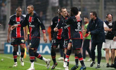 Revivez ce samedi à 21h le OM/PSG en Ligue 1 2008-2009