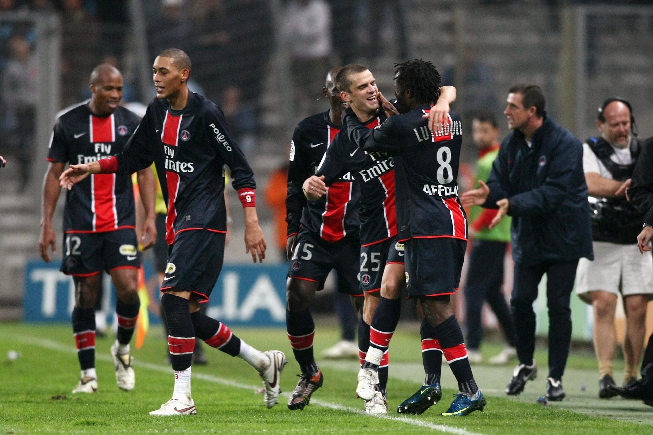 Les images du PSG ce samedi : occupations, victoire à Marseille et anniversaire de Gameiro