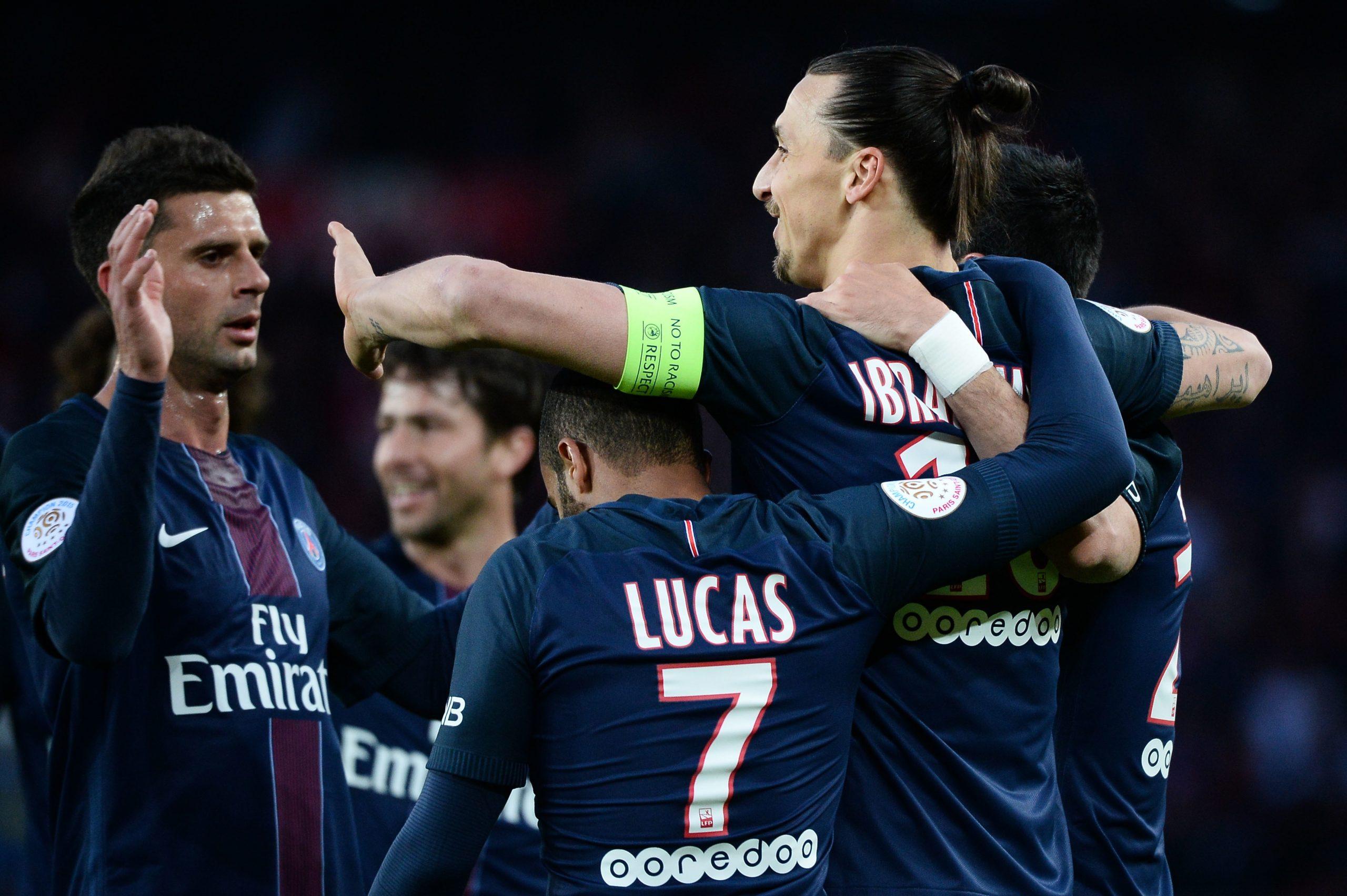 Revivez ce samedi à 21h le PSG/Nantes de Ligue 1 2015-2016, dernier match d'Ibrahimovic au Parc