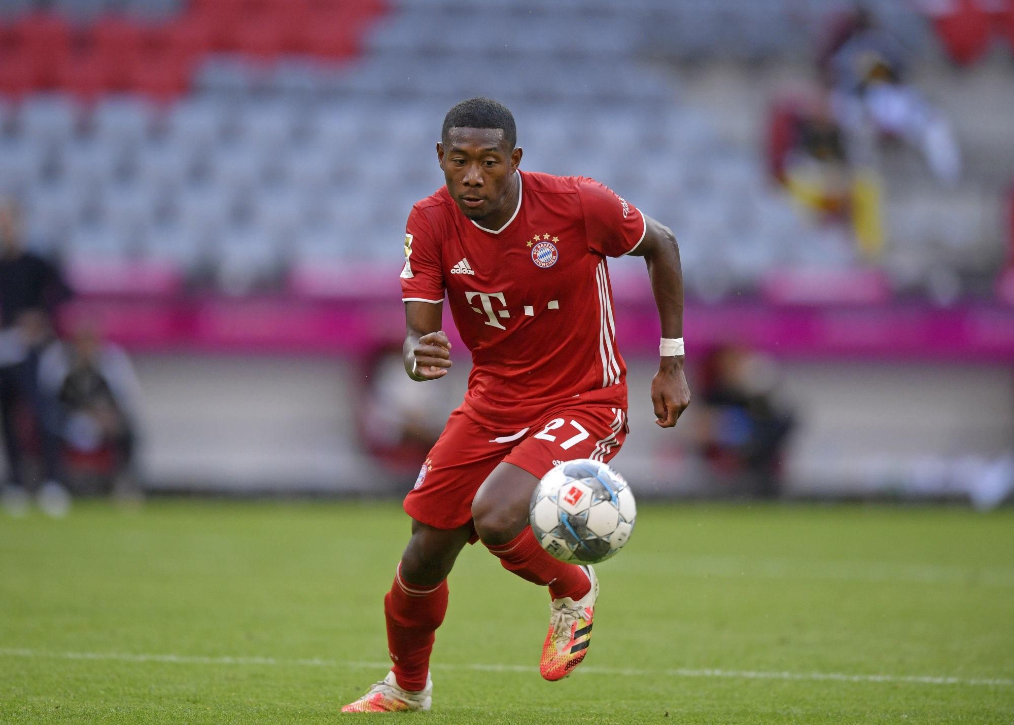 Mercato - Le PSG a contacté David Alaba, selon Sky