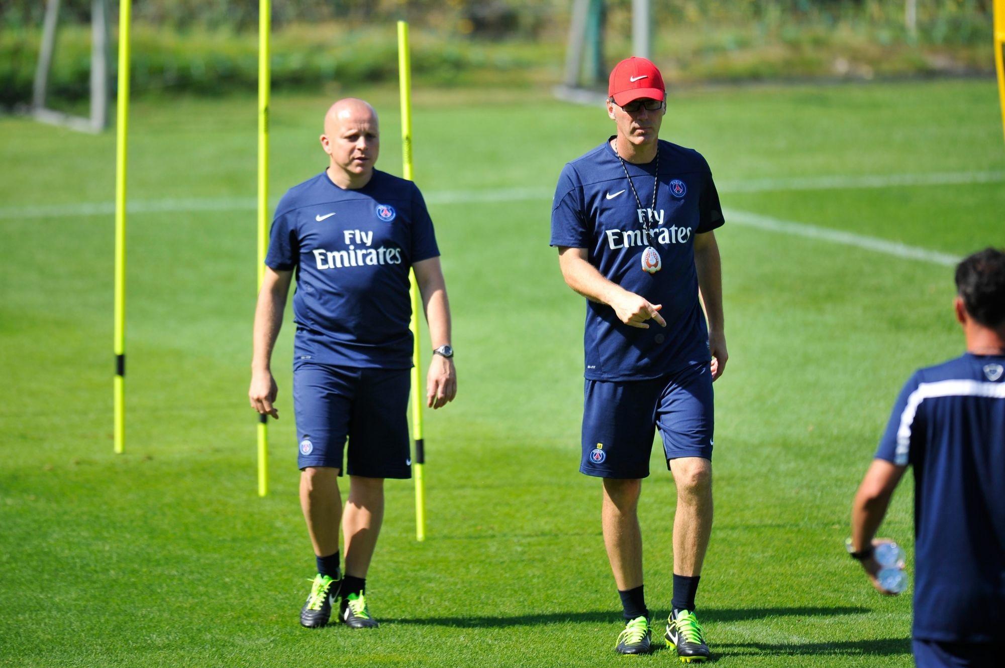 Marles évoque les tests utilisés par Pochettino dans la préparation et les retours pour Lille/PSG