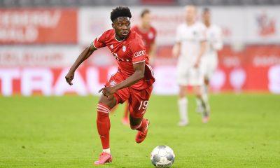 Davies voudrait faire transférer Huitema, sa compagne, du PSG au Bayern