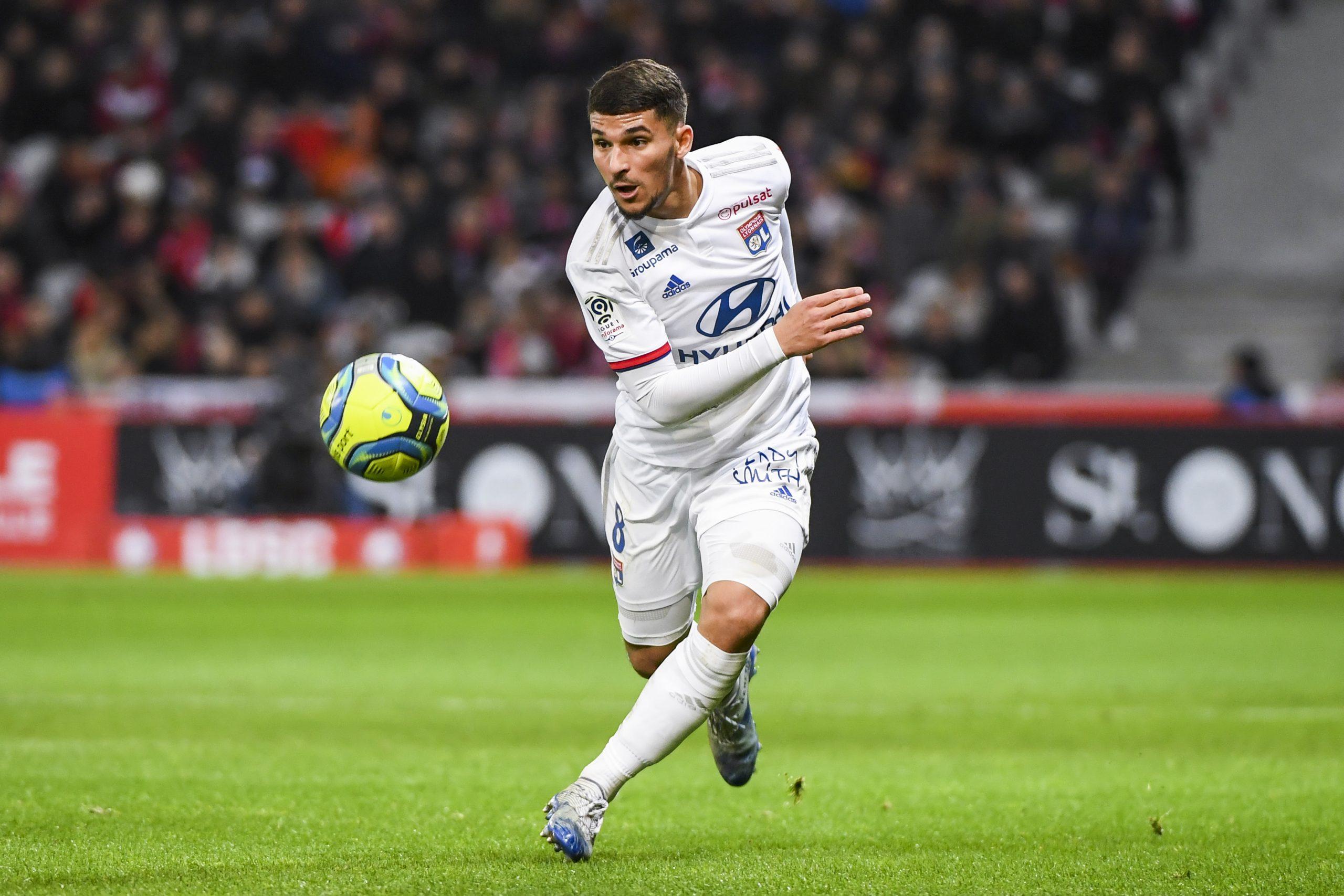 Mercato - Le PSG parmi les prétendants d'Aouar, qui a «un bon de sortie» selon RMC Sport