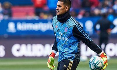 Le PSG et le Real Madrid auraient un accord pour prolonger le prêt d'Areola de 2 mois