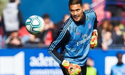 Mercato - Le prêt d'Areola au Real Madrid va être prolongé 2 mois, confirme AS