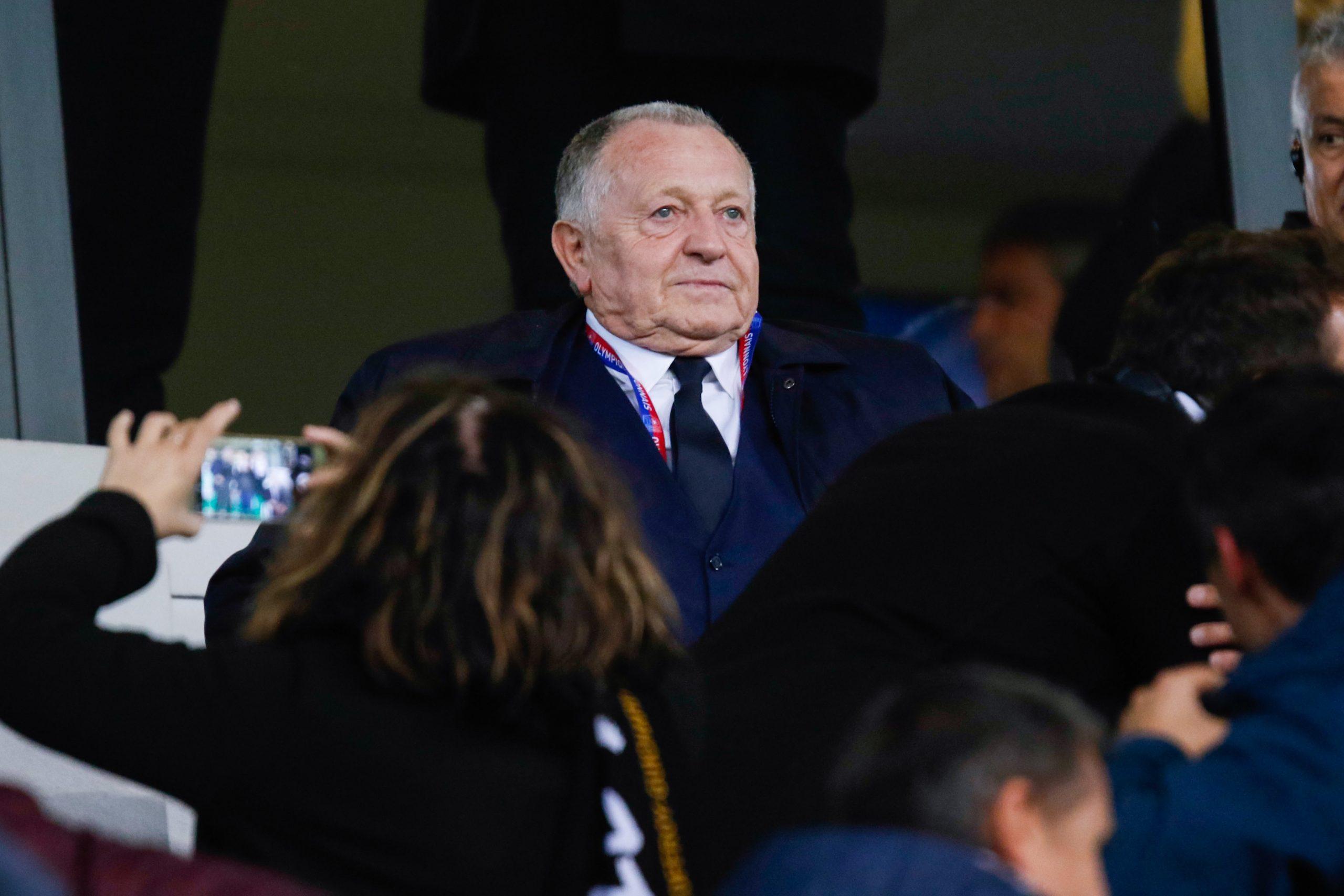 Aulas tacle l'arrêt de la Ligue 1 et indique que l'OL jouera le 8e de finale retour de LDC par «fair-play»
