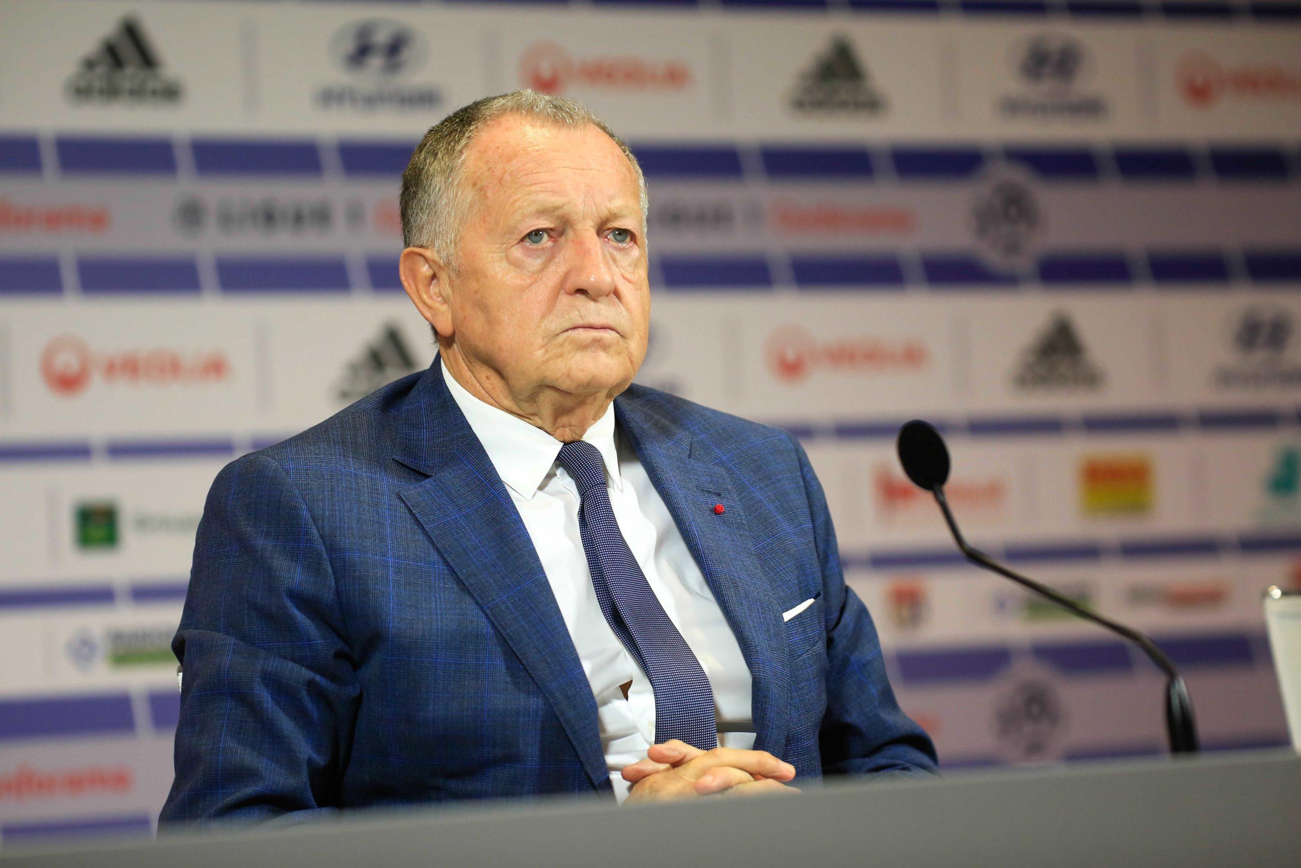 Aulas veut la reprise de la Ligue 1 et que la LFP «arrête de prendre des décisions sans réfléchir»