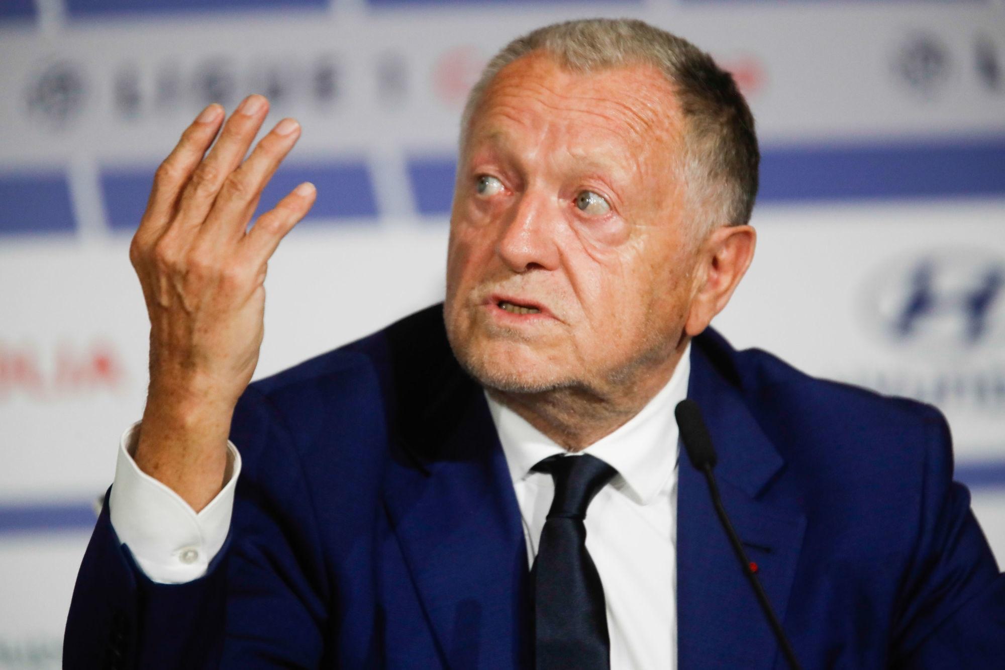 """Ligue 1 - Aulas envisage le titre la saison prochaine """"C'est l'année ou jamais"""""""