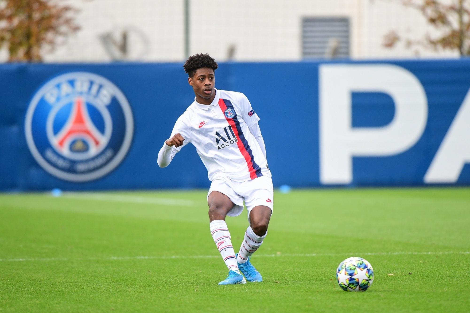 Officiel - Baldé et Ahamada M'Ze signent leur premier contrat professionnel au PSG