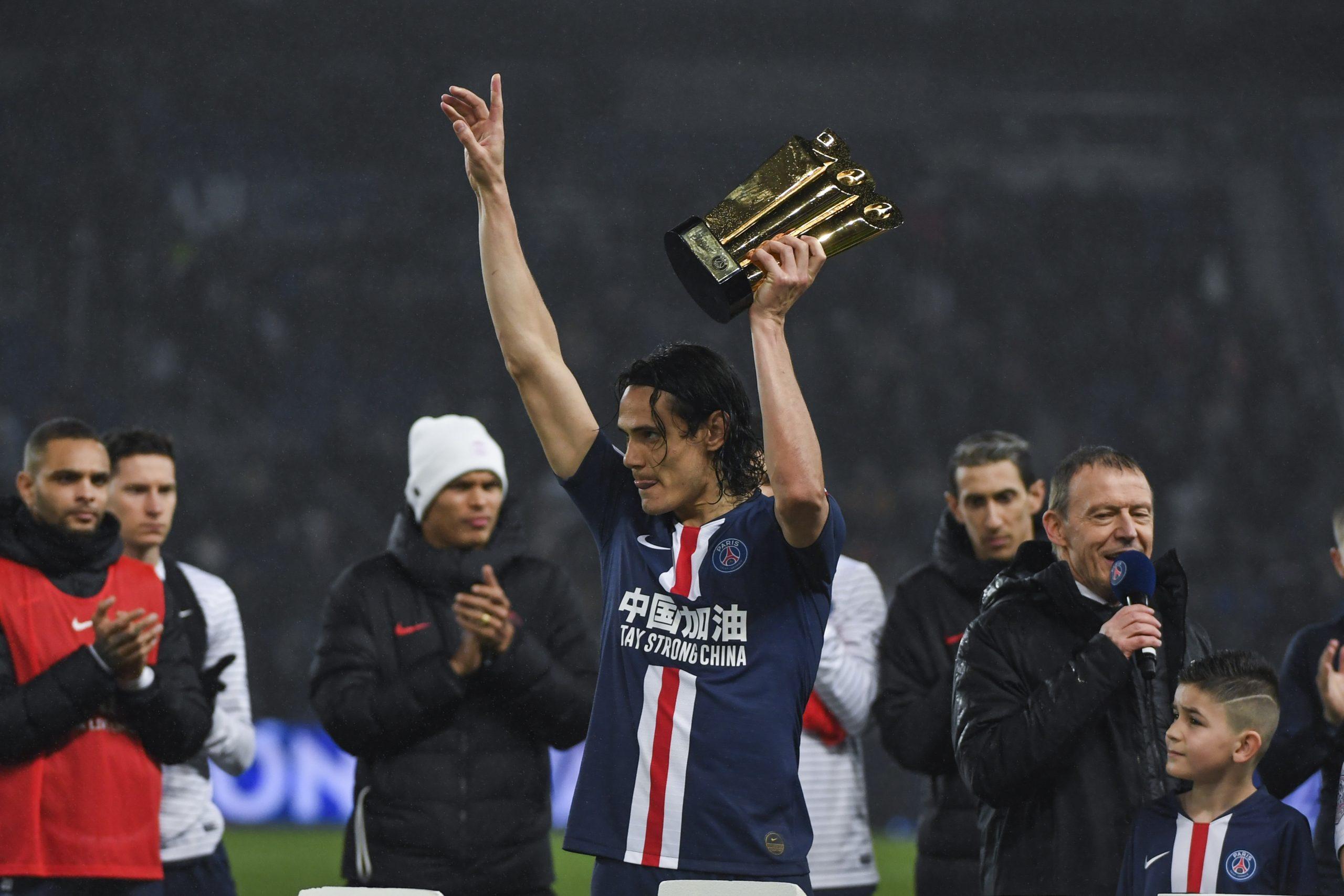 L'Equipe donne des explications du départ de Cavani sans finir la saison avec le PSG