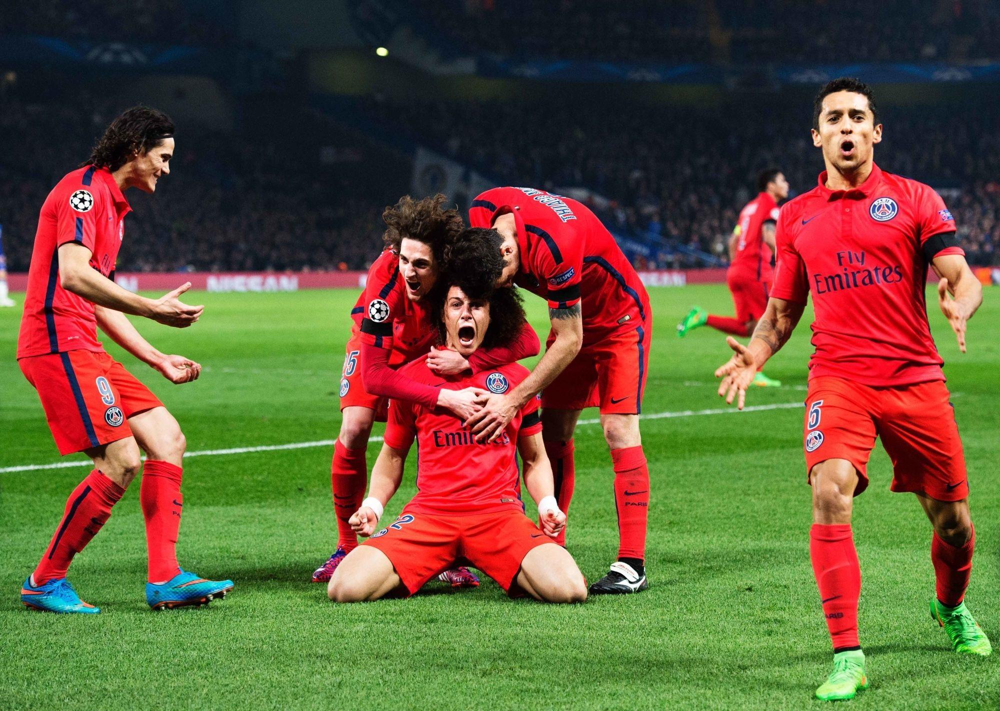 Revivez ce mercredi à 21h le Chelsea/PSG en 8e de finale retour de la Ligue des Champions 2014-2015