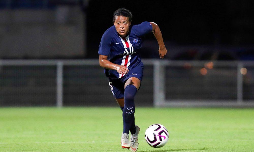 Officiel - Alana Cook prolonge son contrat au PSG jusqu'en 2023