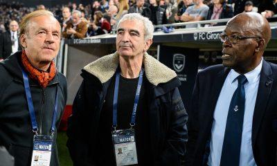 """Domenech pas inquiet pour le PSG en LDC """"quand on voit l'effectif et l'équipe qui lui reste"""""""