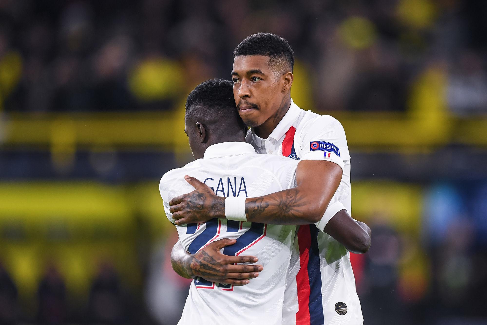 """Gueye désigne Kimpembe comme son """"meilleur pote"""", qui a aidé à sa bonne intégration au PSG"""
