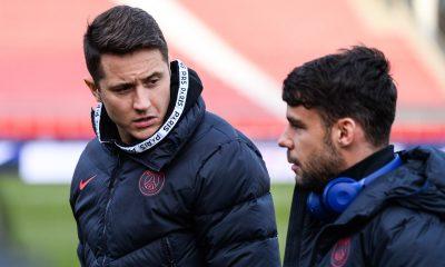 """Herrera avoue que l'arrêt de la Ligue 1 a """"choqué"""" les joueurs du PSG"""